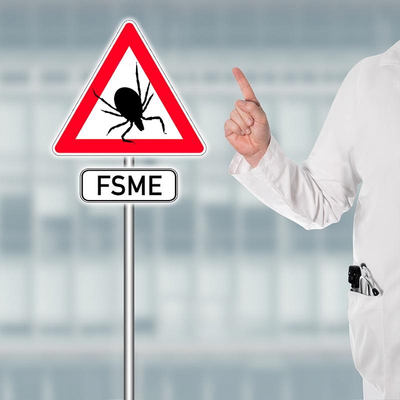 Es gibt Möglichkeiten sich gegen FSME impfen zu lassen